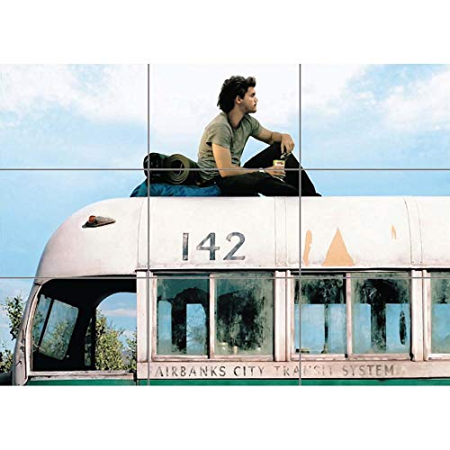 INTO THE WILD MOVIE GIANT POSTER AFFICHE ART PRINT NC2191