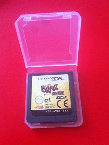 Bratz: Forever Diamondz (Nintendo DS) by THQ