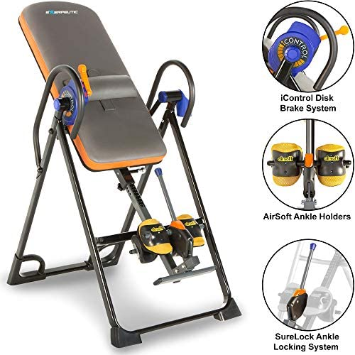Top 10 Best inversion table with heat and massage Reviews