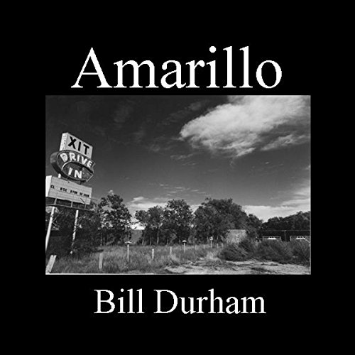Amarillo audiobook cover art