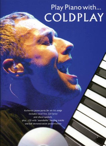 Partition : Play Piano With Coldplay + CD