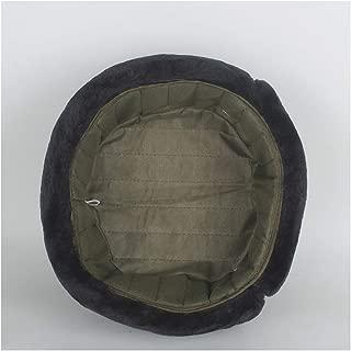 ZiWen Lu Women Men Winter Warm Thick Russian Hat Military Cap Ushanka Bomber Hat Earflap Trapper Ski Fur Ear Hat Necessary Hat