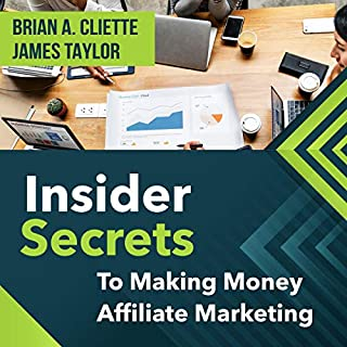 Insider Secrets to Making Money Affiliate Marketing cover art