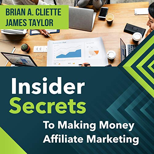 Insider Secrets to Making Money Affiliate Marketing cover art