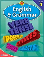 Brighter Child English And Grammar, Grade 4 (Brighter Child Workbooks)