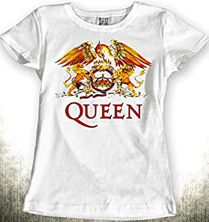 Queen Logo BLUSA DAMA Rott Wear