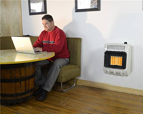 Mr. Heater Corporation Vent-Free 10,000 BTU Radiant Propane Heater, Multi