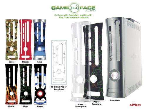 Xbox 360 GameFace