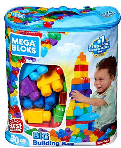 Toddler Plastic Blocks
