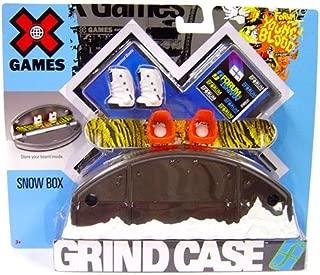 snowboard grind box