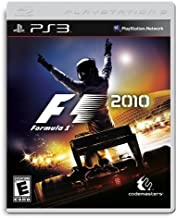 f1: 2010 - Playstation 3 by Codemasters