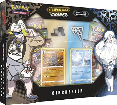 Pokemon-PKM SWSH03.5-Pin Especial Company 45204