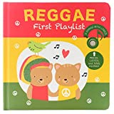 Cali's Books Reggae Songs - Press, Listen and Sing Along! Children's Sound Book - Best Interactive and Educational Toy for Baby, Toddler, 1-4 Year Old Girl and Boy. Board Book