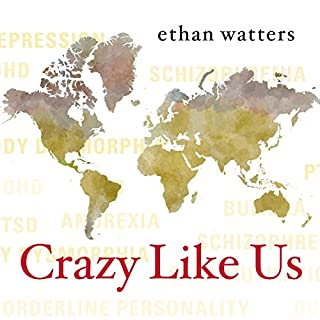 Crazy Like Us audiobook cover art