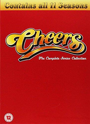 Cheers Complete (43 Dvd) [Edizione: Regno Unito] [Reino Unido]