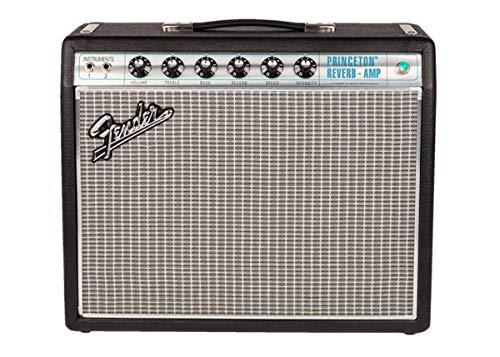 Fender 2272000000 68 Custom Princeton Reverb 12 Watts Tube Combo Amplifier, 2-