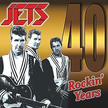 40 Rockin' years