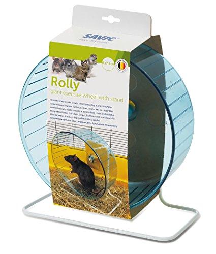 Nobby Savic Rolly Giant - Ruota per Esercizi con...