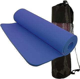 Tapete Yoga Mat com Bolsa - Colchonete Ginástica - Grande Premium 8mm