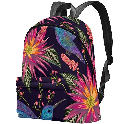 Laptop-Rucksack, strapazierfähiger Laptop-Rucksack, wasserabweisend, College-Computer-Tasche für Damen und Herren, Schwarz, Pink, Gelb, Ananas