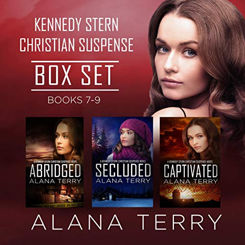 Kennedy Stern Christian Suspense Box Set (Books 7-9) cover art