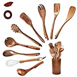 10 Best Non stick Pan Wooden Spoons