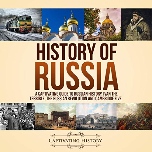 History of Russia cover art