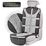 Helteko Car Seat Protector with Thickest Padding - Large Cover for Baby Carseat...