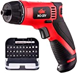 NoCry 10 N.m Cordless Electric Screwdriver