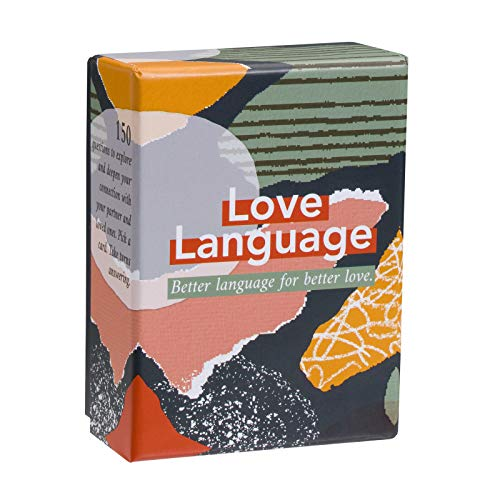 Love Language: Card Game - 150 Conversation Starter Questions for Couples -...