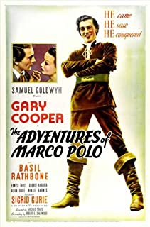 The Adventures of Marco Polo POSTER Movie (27 x 40 Inches - 69cm x 102cm) (1938)