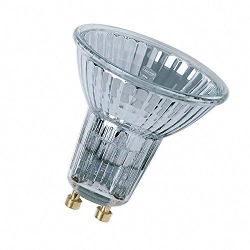 OSRAM Halogen Reflektorlampe GU10 dimmbar 64823 ECO FL / 42W - 50 Watt-Ersatz, Halogen-Spot / warmweiß - 2800K, 5er-Pack