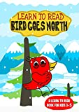 Learn to Read : Bird Goes North - A Learn to Read Book for Kids 3-5: A sight words story for kindergarten...