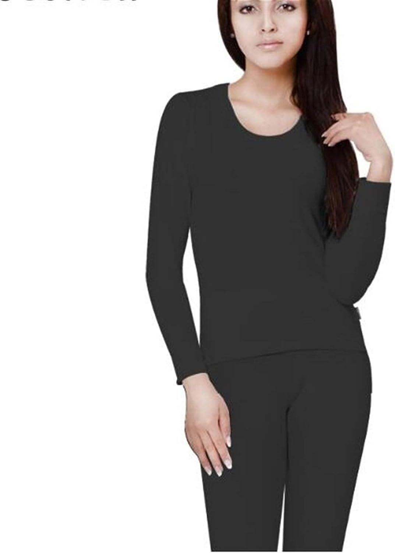 QWERBAM Women's Cotton mart Direct stock discount Set Winter 4XL Underwear 6XL 5XL Thermal