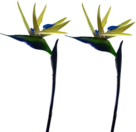 Fourwalls Exotic Artificial Birds of Paradise (Blue)