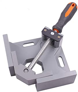 DD-life Woodworking Corner Right Angle Vice Corner Clamp 90 Degree Clamp, Clamps At Right Angle Carbide Vise
