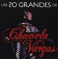 Los Grandes De Chavela Vargas by Chavela Vargas (2012-09-18)