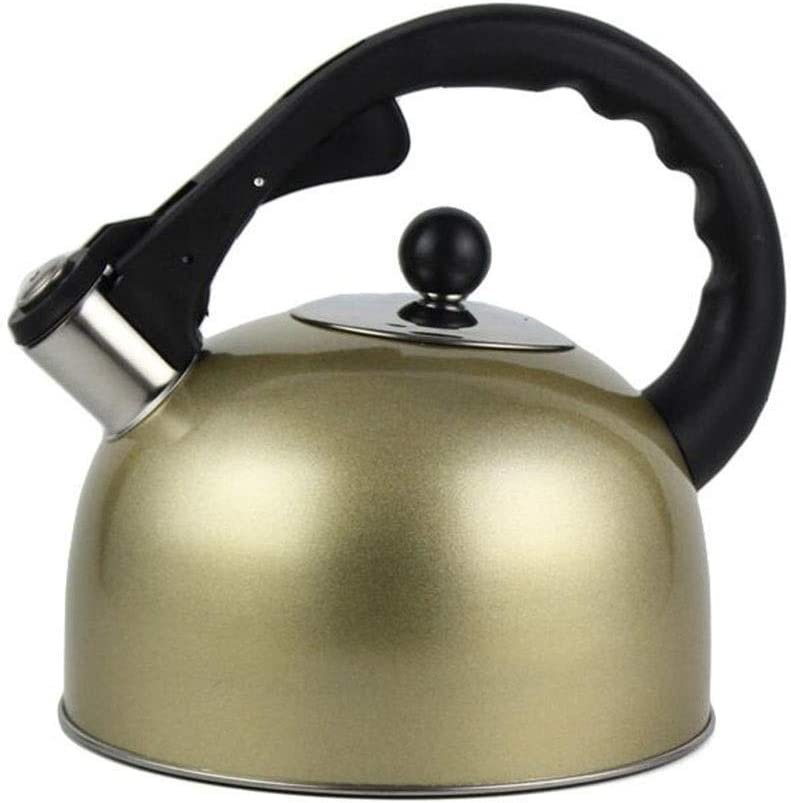 WALNUTA Shuihu 304 stainless steel kettle whistle Oakland Mall bot thickening Surprise price
