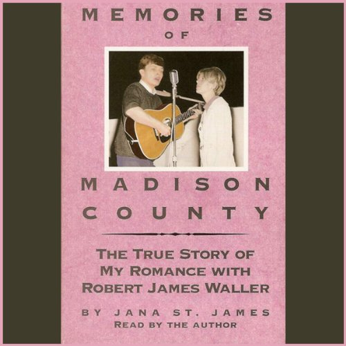 Memories of Madison County audiobook cover art