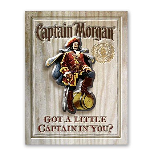 Capt Morgan 'Got a Little Captain in You?' 3D