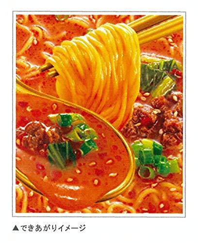 6位:エースコック『飲み干す一杯担担麺』