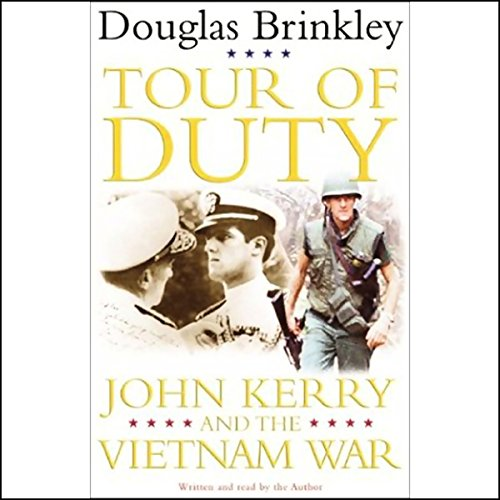 Tour of Duty audiobook cover art