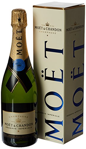 Moet & Chandon Reserve Imperial con el Caso - Champagne 0,75 lt.