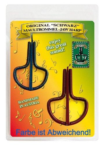 Karl Schwarz Maultrommel Fun-Harp Duo Nr. 8 und12