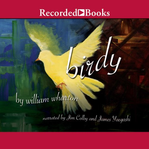 Birdy audiobook cover art