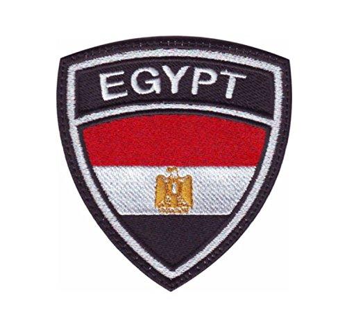 MAREL Patch Flag Bandera EGIPTO Egypt parche termoadhesivo