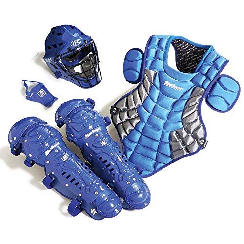 Junior Catcher Gear Pack - Royal