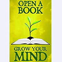 Grow Your Mind Souvenir 金属板ブリキ看板警告サイン注意サイン表示パネル情報サイン金属安全サイン