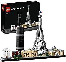 Lego 21044 Architecture Paris, Meerkleurig