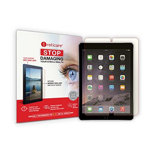Fantastic Prices! RETICARE Eye & Screen Protector for Apple IPAD AIR/IPAD PRO 9,7´´ Black
